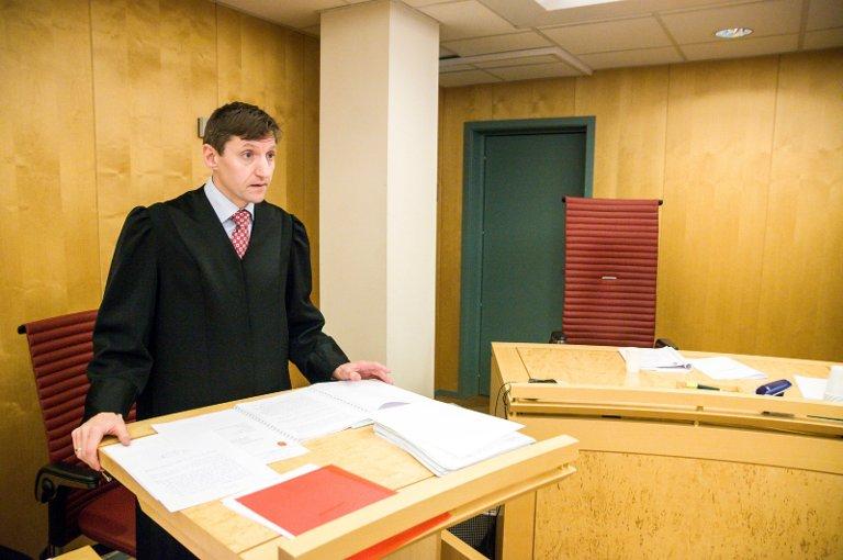 Henla: Statsadvokat Thor Erik Svendsen Høiskar opprettholdt henleggelsen av straffesaken mot adoptivfamilien.