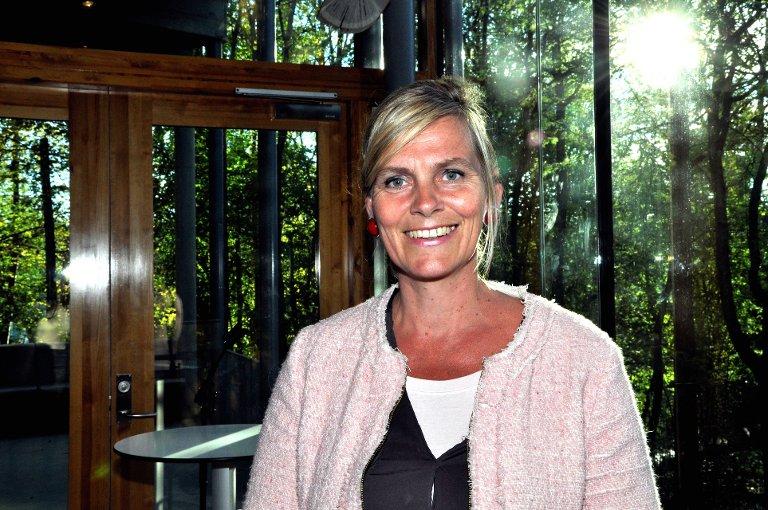 HISTORIER: Kristin Brandtsegg Johansen skal sammenligne forfatterne Undset og Ferrante.
