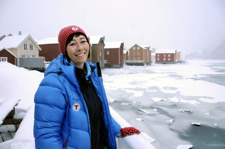 DNT: Anne Krutnes et ivrig friluftsmenneske, og leder Brurskanken turlag. Til daglig jobber hun som lærer på Granmoen skole.