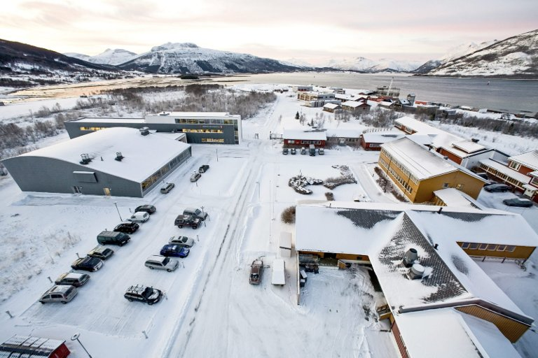 Fra høsten 2019 skal den nye fagskolen være klar ved Norges brannskole.