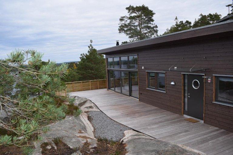 MØRVIKODDEN 22: Halden kommunes byggeskikkpris 2017.