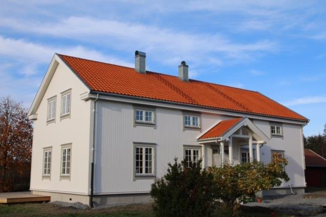 HÅKENBYVEIEN 210: Halden kommunes byggeskikkpris 2017.