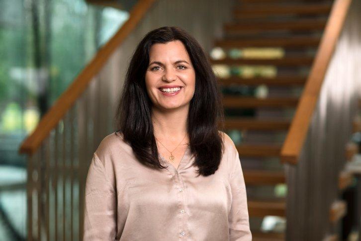 MÅ ØNSKE DET: Det finnes ikke en rolle som ikke kan fylles av en kvinne, mener Nina Solli, regiondirektør for NHO Viken Oslo.