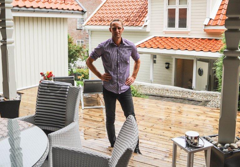 UTFORDRENDE: - Noen selgere har urealistiske forventninger til salgssum, sier Mats Lilledal hos Lilledal & Partners