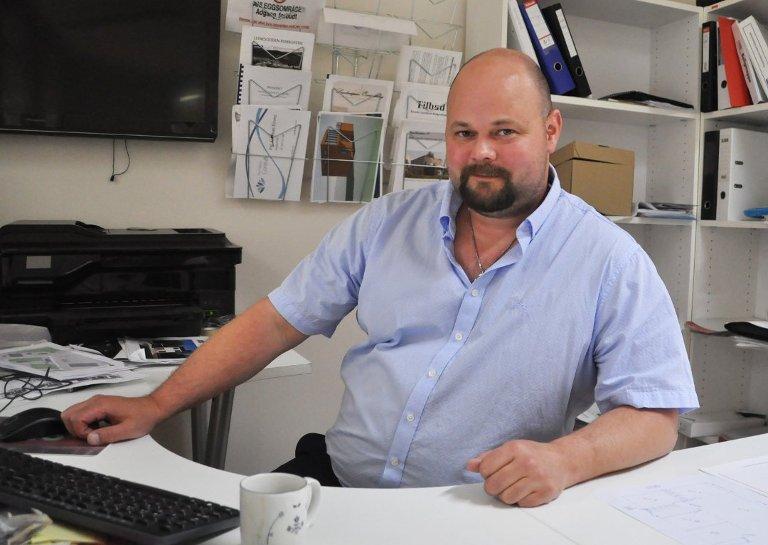 Det er daglig leder i Nordland Consult, Pål Andreas Einmo, som for egen regning har laget en mulighetsstuide som viser at et felles sykehus kan plasseres på Leines.