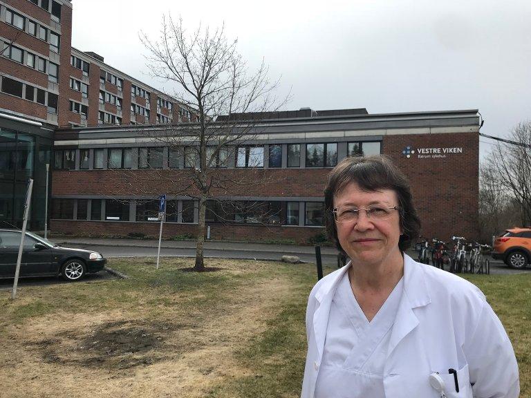 BEKYMRET. - Vi har vært bekymret for avdelingen helt siden denne saken startet, sier kirurg og foretakstillitsvalgt, Toril Morken.