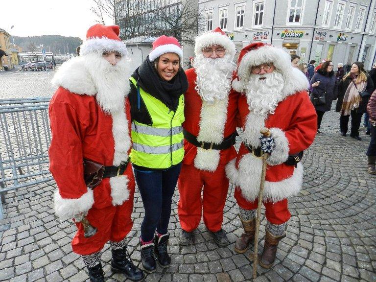 HJELPER: Mikaela Røstadli Dahl fra Extra Giverglede forteller at det er 121 barn som har spurt om julegavehjelp i år.