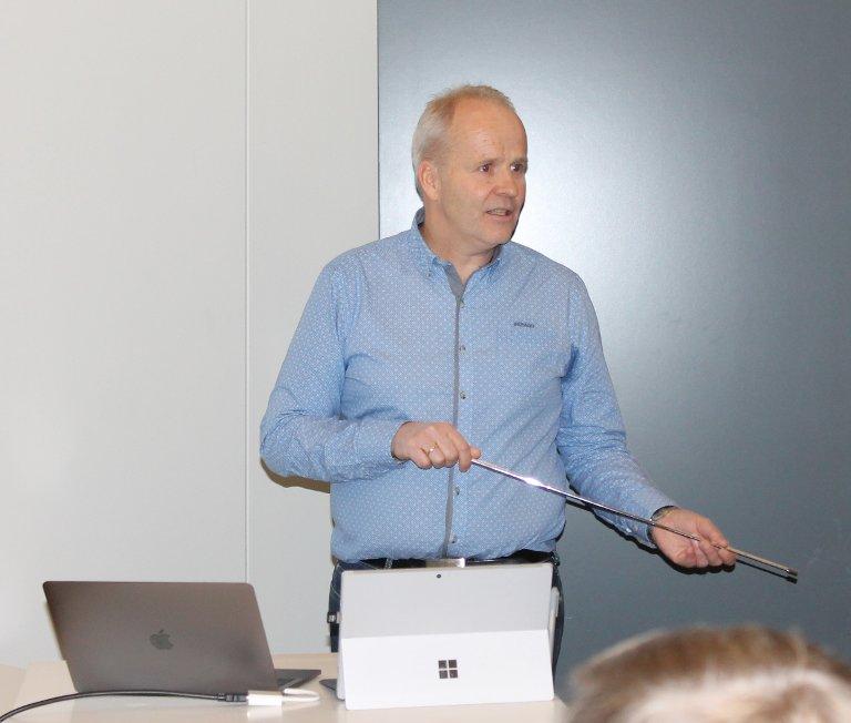HAR TRO PÅ PROSJEKTET: Trond Østby håper politikerne vender tommelen opp for prosjektet.
