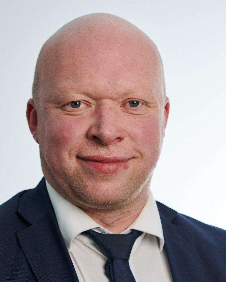 KLAR TALE: Fra avtroppende Tysfjord-ordfører Tor Asgeir Johansen, som bestemt mener at Stetinden er Norges nasjonalfjell.