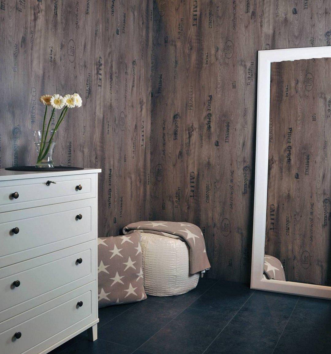 Vegg Med Tapet ~ Hjemme Design og M?bler Ideer