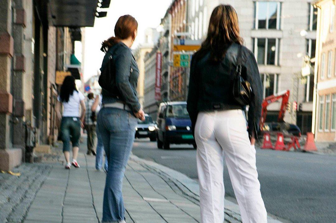 undertøy kvinner prostituerte norge