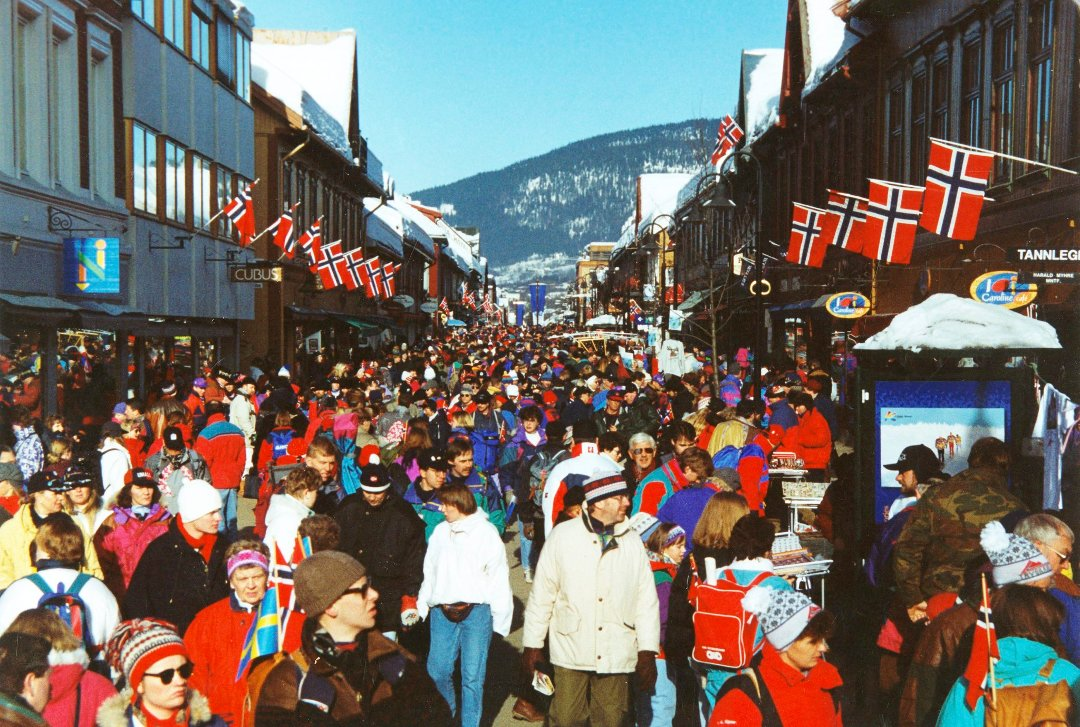 date i oslo Lillehammer