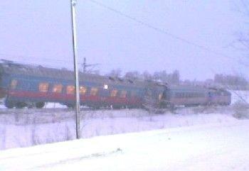 Tog sporet av ved Vestby