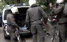 politiet utenfor Isreals ambassade