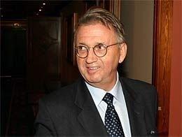 Terje Rød-Larsen, visegeneralsekretær i FN