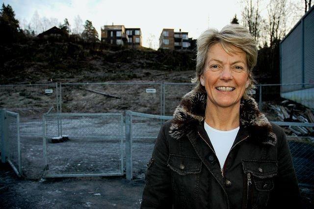 Oppfordrer alle i Hemingland: - Nå må alle bidra slik at vi kommer i mål!sier aHelen Sterud. Foto: Ida Schmidt Nygaard