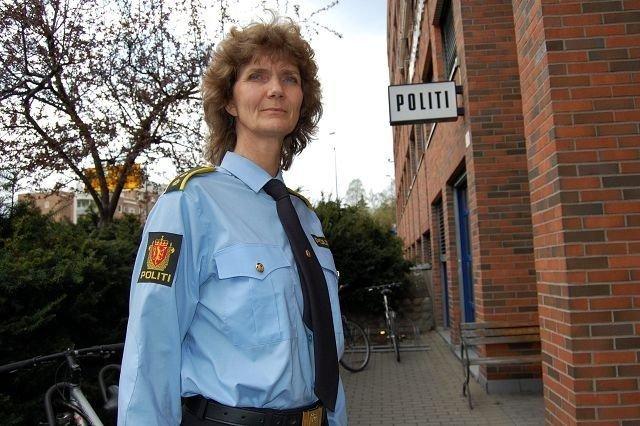 majorstua politistasjon
