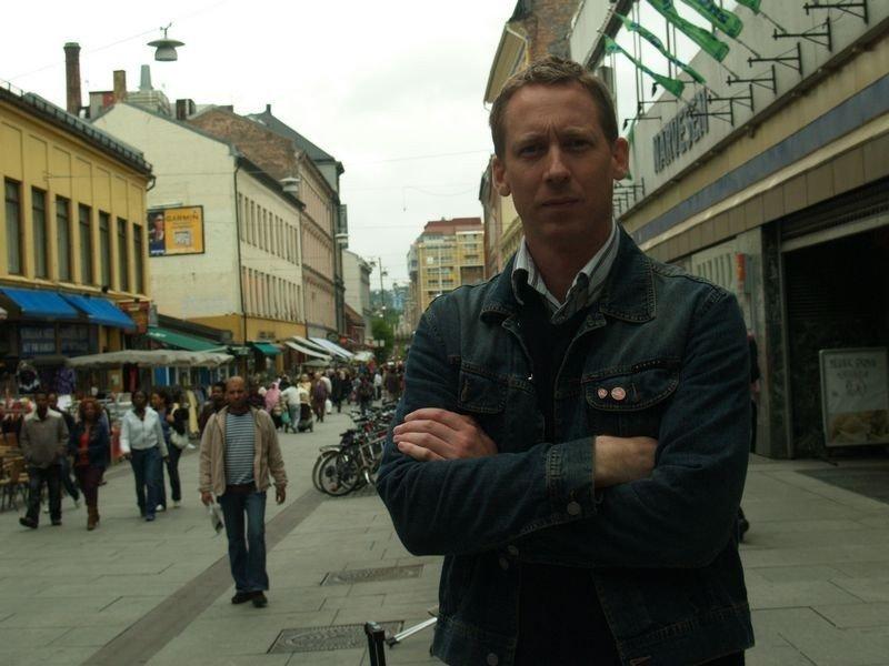 BU-leder, Hans Christian Lillehagen (Ap) går mot egen regjering om flytting av Munch-museet.
