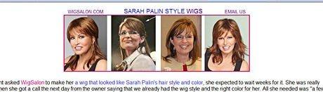628c47f7 Sarah Palin - Årets skumleste kostyme?