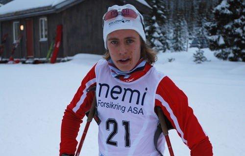 Både i lørdagens og søndagens renn i Trondheim var Ole Christian Wendel i en egen klasse.