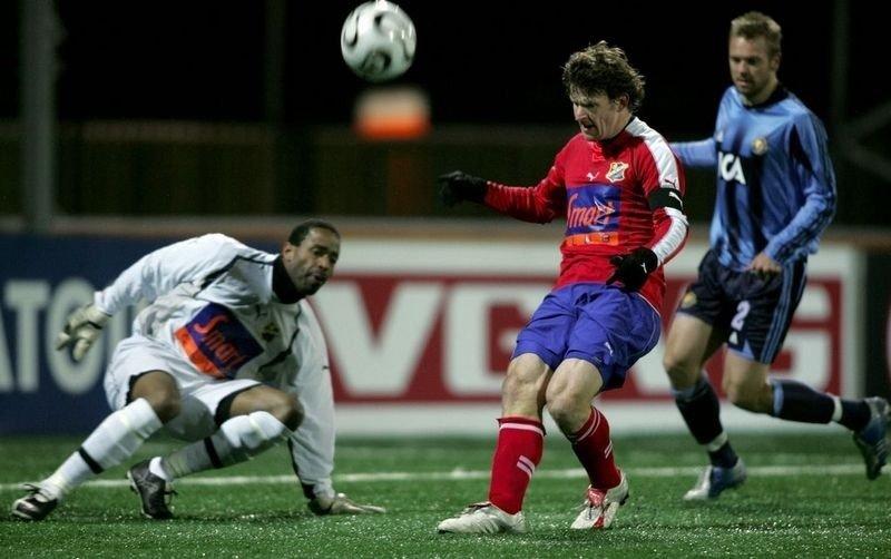 Eddie Gustafsson spiller for en annen klubb en Lyn neste sesong.