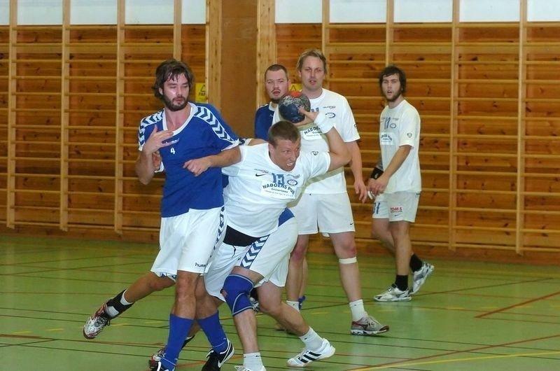 Vegard Strand og VIF fikk lett spill mot Korsvoll.