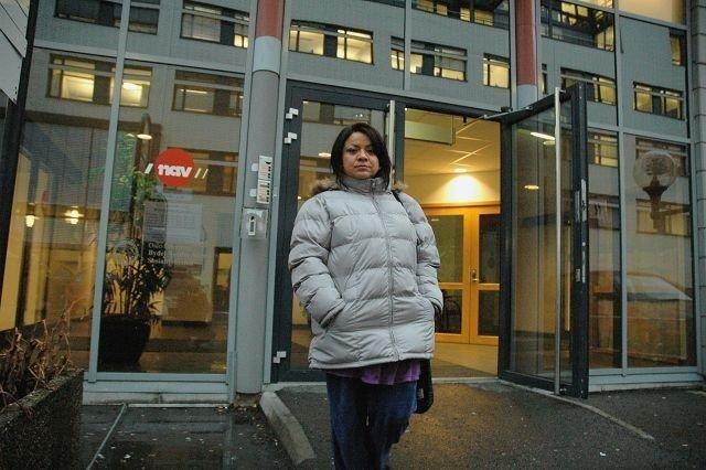 Jacqueline Zuleta håper at Nav skal bli bedre tilpasset alle brukere. Foto: Karl Andreas Kjelstrup