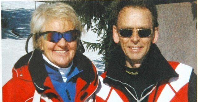 I dag driver Trine Lunde og Jon Henrik Sæterbø Tomm Murstad skiskole, som feires i stor stil lørdag i Tommkleiva. Foto: Privat