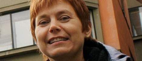 Må gripe inn: Oslo Senterpartis stortingskandidat Margaret Eide Hillestad mener verdenssamfunnet må gripe inn og hindre en ytterligere humanitær katastrofe på Sri Lanka. Arkivfoto: Camilla Svendsen
