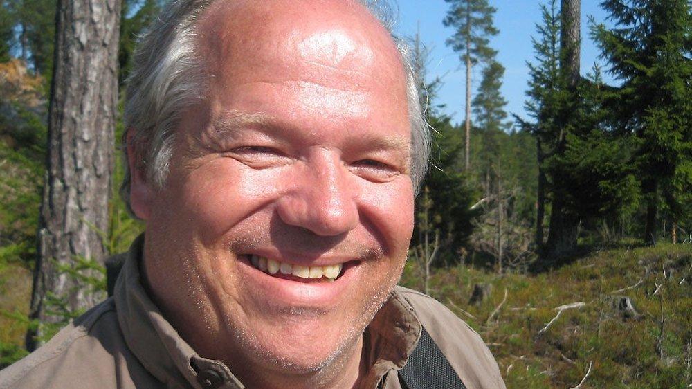 NY KJÆRESTE: Anders Berg har funnet lykken på ny.