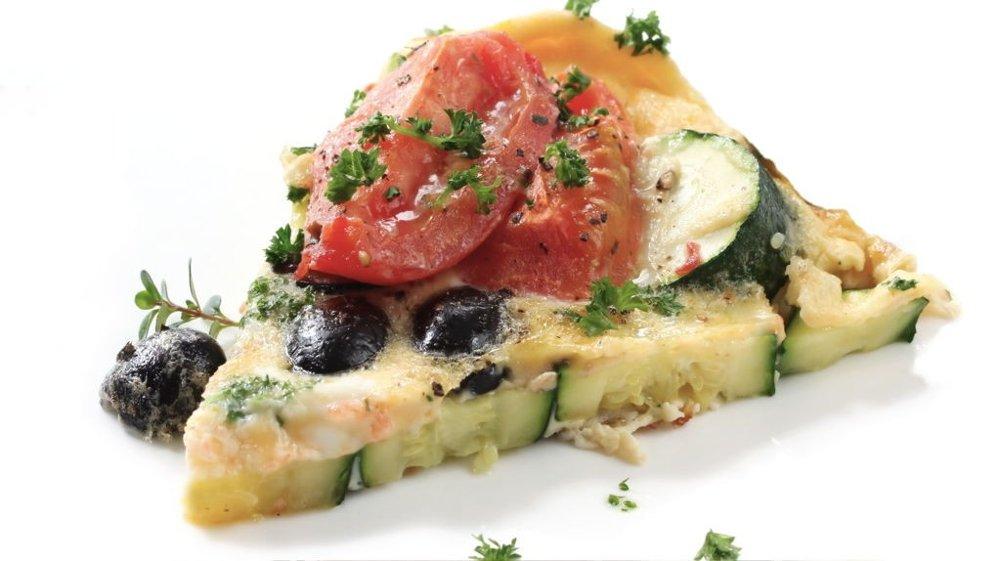 KULINARISK KOSTBARHET: Nå må man ikke bare knuse egg for å lage omelett - man må knuse sparegrisen også.