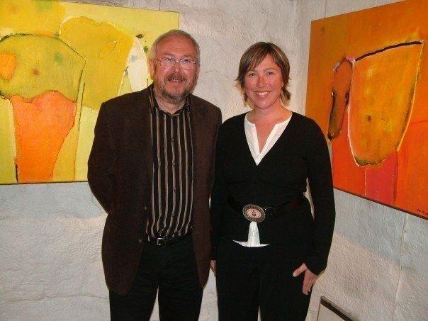Elisabeth Ramfjord og Per Rosenberg samarbeider med Lokalavisene Oslo om å kåre byens tristeste rom.