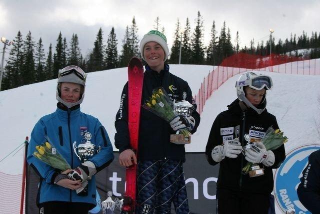 Ingen var i nærheten av Ready-gutten Jonas Lyng-Jørgensen i Landsfinalen. FOTO: PRIVAT