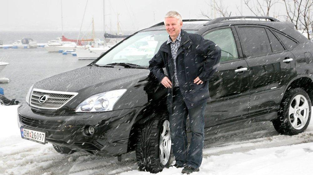Lexus RX400h Øyvind Danielsen