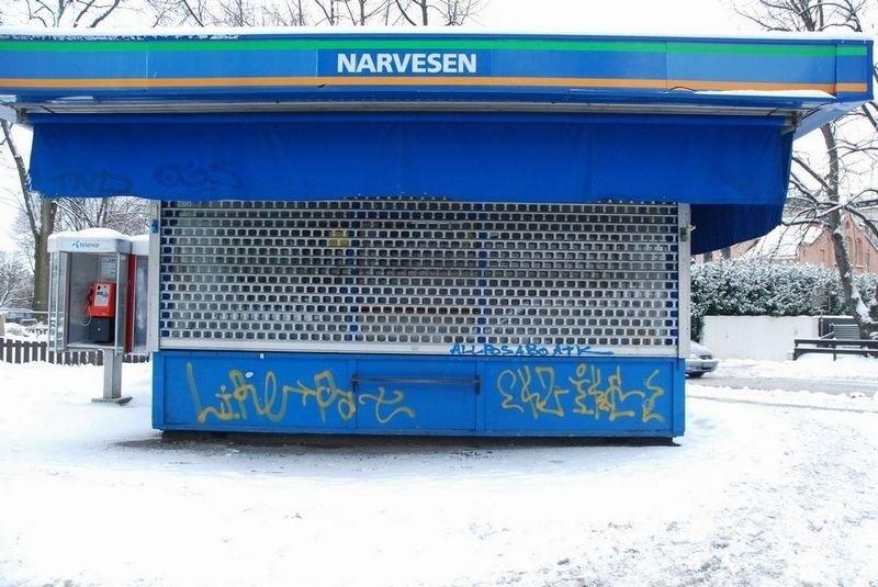 Det bugner over av fraflyttede butikklokaler i Bogstadveien/Hegdehaugsveien.