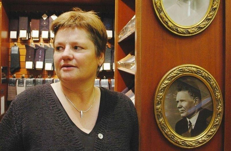 Daglig leder av Agnar Hagen sko, Anita Cecilie Strindberg, går nå til retten med Thons husleiekrav.