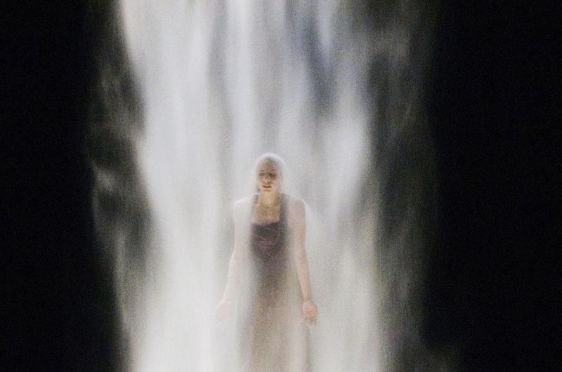White Darknes er ett av tre verk i Mesteraften som har premiere på lørdag.