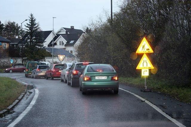 Fra søndag koster det penger å kjøre med pigger i Oslo. ARKIVFOTO