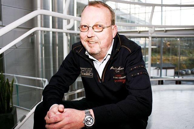 Ny leder: Helge Hoel er valgt inn som ny leder av Østensjø Høyre. Foto: Trine Dahl-Johansen