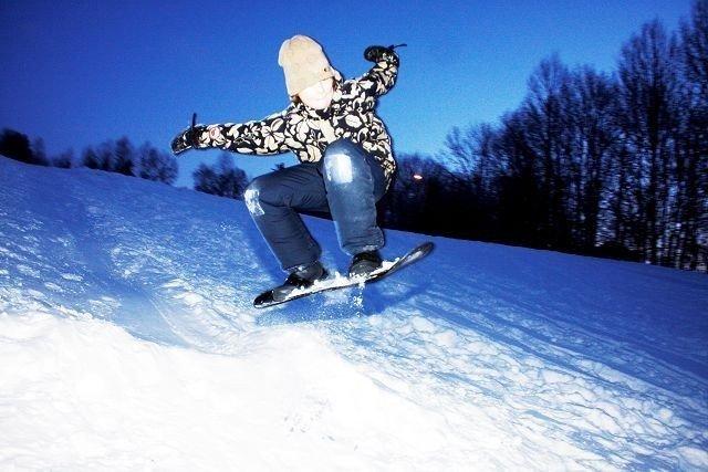 Snowboard-/skitur til Hafjell er blant aktivitetene du kan være med på i vinterferien. Vil du være sikker på å få være med, kan det være lurt å melde seg på allerede nå. (Illustrasjonsfoto: Anders Halvorsen).