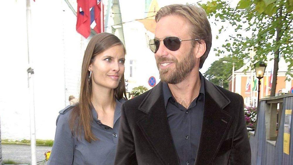Thomas Giertsen og Erle Kyllingmark ble nylig foreldre for andre gang.