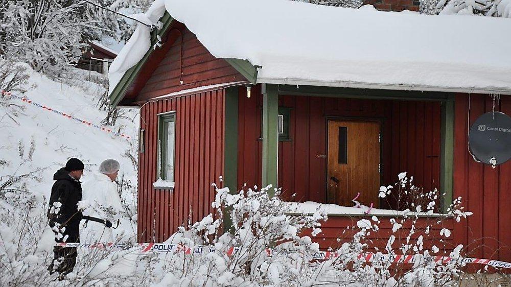 ÅSTEDET: 44 år gamle Lars Erik Dalbu ble funnet drept her 27. desember 2009.