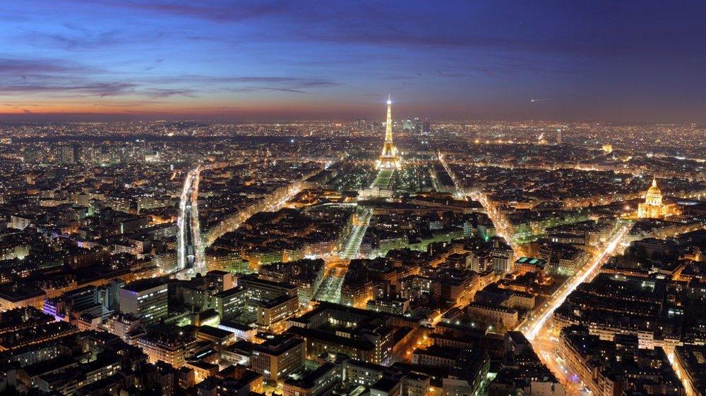 Nyt Paris i fulle drag.