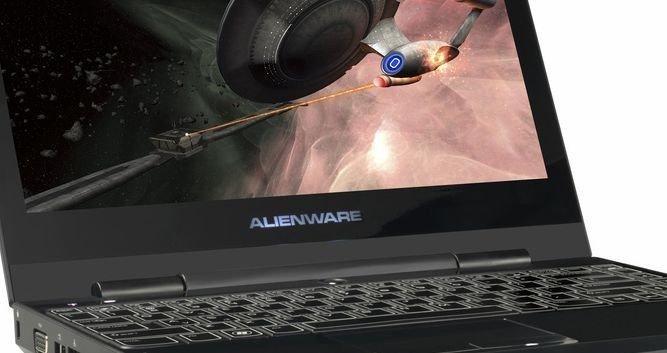 GAME ON: Bra spillmaskiner er ofte store. Men det er ikke tilfelle med Alienware M11X