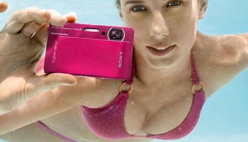 TYNT: Kanskje det slankeste, vanntette kamera av alle?