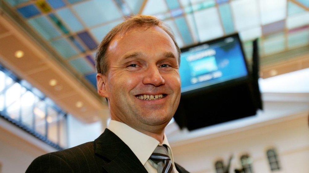 Geir Isaksen, Cermaq, Konsernsjef