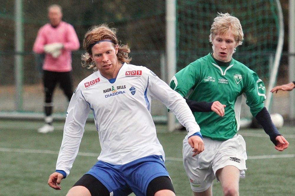 Vestli hang ikke helt med i møtet med Sprint-Jeløy, og tapte 4-2. Grorud og Hasle-Løren er derimot videre i cupen.