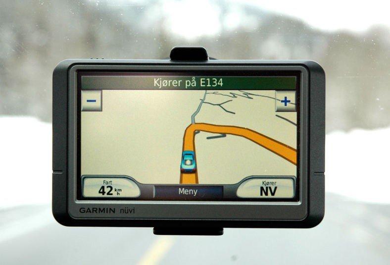 Nuvi 250W er blant GPS-ene på tilbakekallingslisten