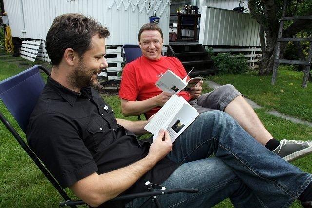 Stian Johansen og Inge Haugane skriver lekent om kriker og kroker av Oslo.
