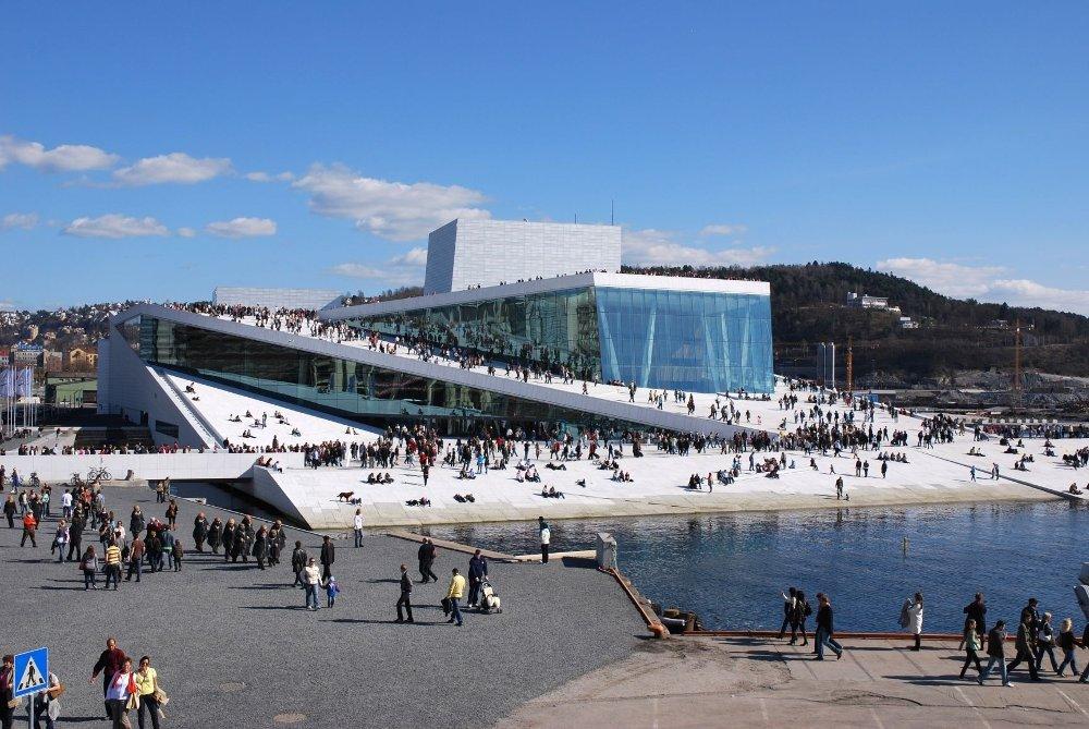 Operaen er sentrum i nye Bjørvika. På søndag kan du få et innblikk i alt det andre som også kommer i området.